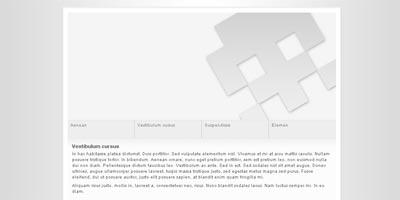 Website Template: Bright Pixel