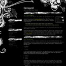 Blogger Template: Decayed